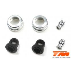 TM503250-1 Pièce détachée - E4JS/JR - Bouchon d'amortisseurs (2 pces)