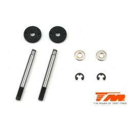 TM503250-2 Pièce détachée - E4JS/JR - Tiges et piston d'amortisseurs (2 pces)