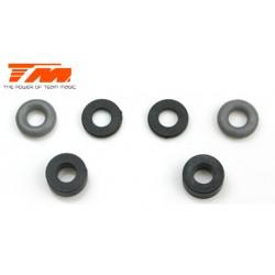 TM503250-4 Pièce détachée - E4JS/JR - Joints d'amortisseurs Set (2 pces)