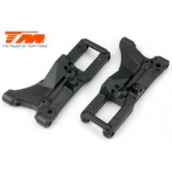 TM503254 Pièce détachée - E4RS/JS/JR - Bras de suspension inférieurs avant (2 pces)