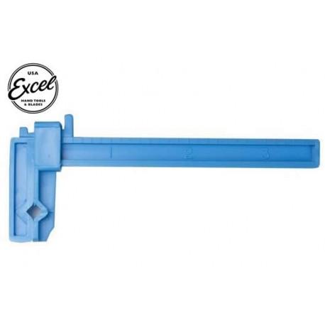 EXL55663 Outil - Attache réglable - Plastique - 3.2in / 8.1cm