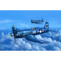 HBO80386 F4U-A Corsair Early Version 1/48