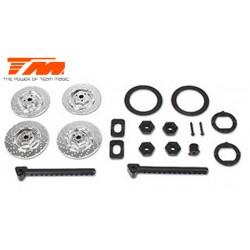 TM503301 Pièce détachée - E4D - Accessoires Nylon pour voiture de Drift