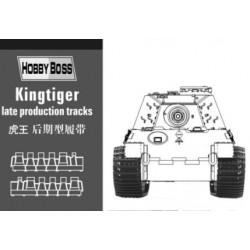 HBO81002 Kingtiger late Tracks 1/35
