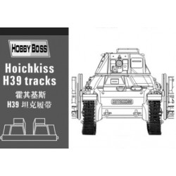 HBO81003 Hotchkiss H39 Tank Tracks 1/35