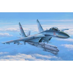 HBO81712 Su-27 Flanker Early 1/48