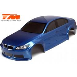 TM503316DBA Carrosserie - 1/10 Touring / Drift - 190mm - Peinte - non percée - 320 Bleu foncé