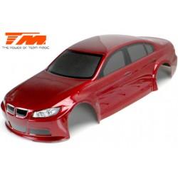 TM503316DRA Carrosserie - 1/10 Touring / Drift - 190mm - Peinte - non percée - 320 Rouge foncé
