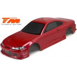 TM503319DPKA Carrosserie - 1/10 Touring / Drift - 190mm - Peinte - non percée - S15 Pink Profond