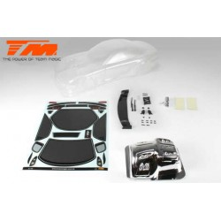 TM503321C Carrosserie - 1/10 Touring / Drift - 190mm - Transparente – RX7