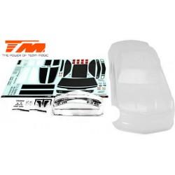 TM503323C Carrosserie - 1/10 Touring / Drift - 195mm - Transparente – CMR