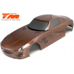Carrosserie - 1/10 Touring / Drift - 190mm - Scale - Finie - Box - Camaro 2011 - Jaune