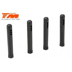 TM503340 Pièce détachée - E4D-MF - Tige de support d'accu (4 pces)