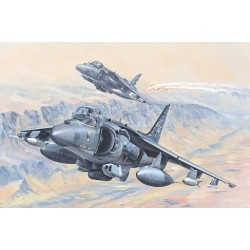 HBO81804 AV-8B Harrier II 1/18