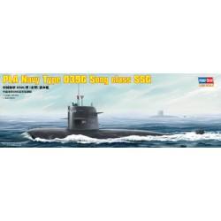 HBO82001 PLA 039G Song Class SSG48 1/200