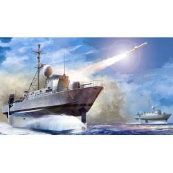 HBO82005 USS Pegasus PHM-1 1/200