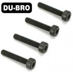 DUB2117 Screws - 2.5mm x 8 Socket Head Cap Screw (4 pcs per package)