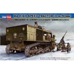 HBO82407 M4 High Speed Tractor 90mm 1/35
