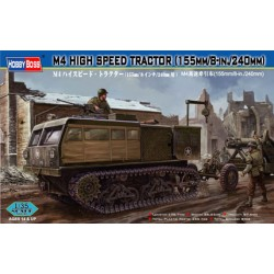 HBO82408 M4 High Speed Tractor 1/35