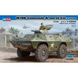 HBO82418 M706 Commando Armored Car Viet 1/35