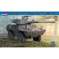 HBO82422 LAV-150 Commando AFV 90 mm Gun 1/35