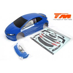 TM503367BA Carrosserie - 1/10 Touring / Drift - 190mm - Peinte - non percée - TPR Bleu