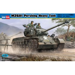 HBO82425 M26A1 Pershing Heavy Tank 1/35