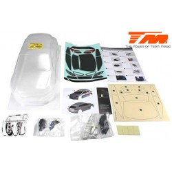TM503368C Carrosserie - 1/10 Touring / Drift - 195mm - Transparente – SRC