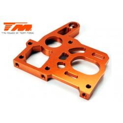 TM503370 Pièce détachée - E4D-MF Pro - Aluminium 7075 - Plaque moteur droite