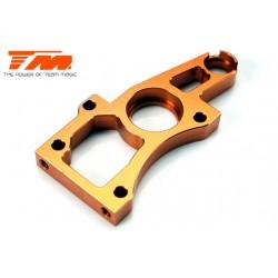 TM503371 Pièce détachée - E4D-MF Pro - Aluminium 7075 - Plaque moteur gauche