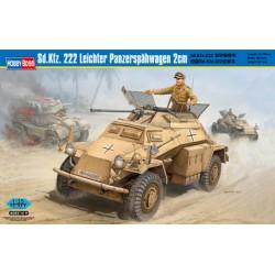 HBO82442 SD.KFZ. 222 Panzerspahwagen2cm 1/35