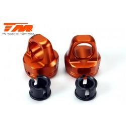 TM503387-1 Pièce détachée - E4D-MF Pro - Bouchon d'amortisseurs (2 pces)