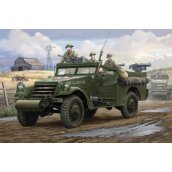 HBO82451 M3A1 Scout Car White Early Ver 1/35