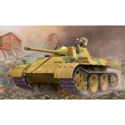 HBO82460 German VK1602 LEOPARD 1/35