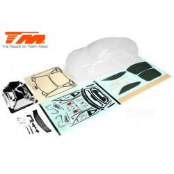TM503393C Carrosserie - 1/10 Touring / Drift - 190mm - Transparente – T86