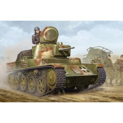 HBO82478 Hung.Light Tank 38m Toldi I 1/35