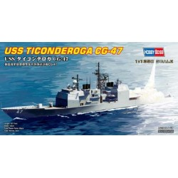 HBO82501 USS Ticonderoga CG-47 1/1250