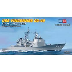 HBO82502 USS Vincennes CG-49 1/1250