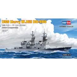 HBO82506 USS Harry W. Hill D-986 1/1250
