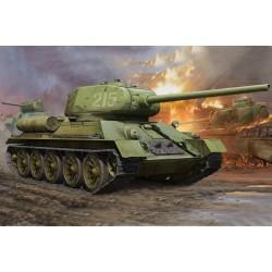 HBO82602 T34/85 Russian Tank 1/16