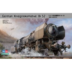HBO82901 German Kriegslokomotive BR-52 1/72