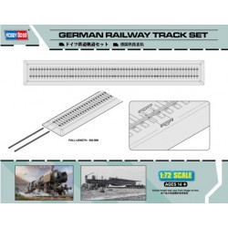HBO82902 German Railway Track set 1/72