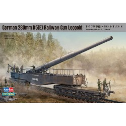 HBO82903 German 280mm K5(E) Leopold 1/72