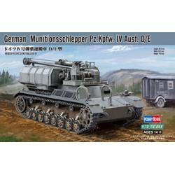 HBO82907 German Munitionsschlepper 1/72