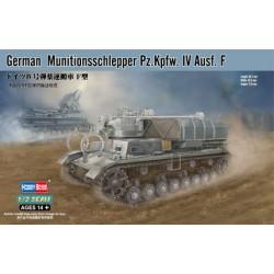 HBO82908 German Munitionsschlepper 1/72