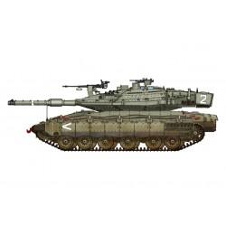 HBO82915 Israeli Merkava Mk IV 1/72