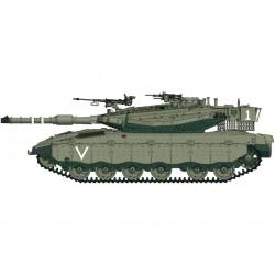 HBO82917 IDF Merkava Mk.IIID(LIC) 1/72