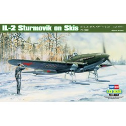 HBO83202 IL-2 Sturmovik on skis 1/32