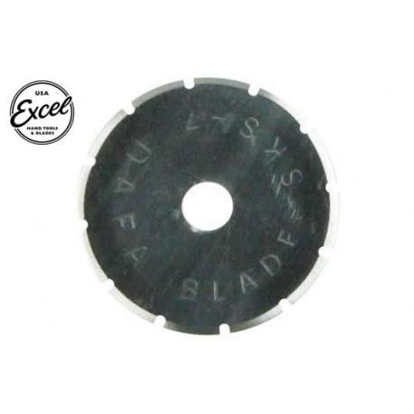 EXL60016 Outil - Lame de cutter rotatif - 28mm traitill?e (2 pces) - Pour cutter 60025