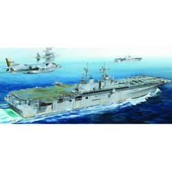 HBO83405 USS Wasp LHD1 1/700